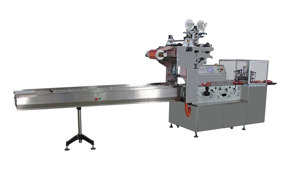 ALM-2060 FULL AUTOMATIC MOBILE JAW HORIZONTAL PACKAGING MACHINE