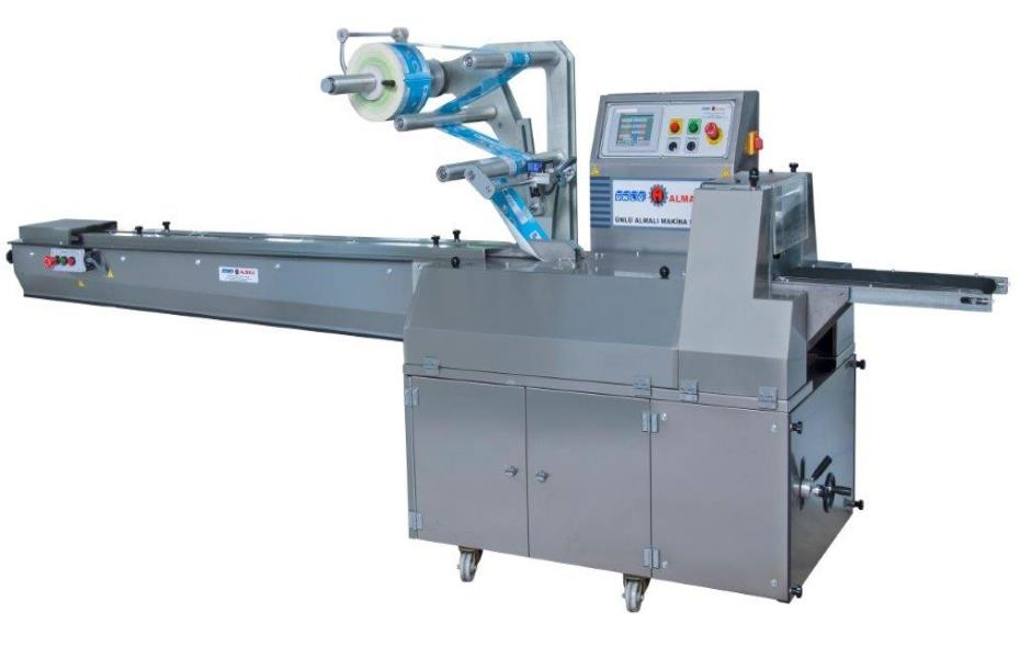 ALM-2010 FULL AUTOMATIC FLOW-PACK PACKAGING MACHINE