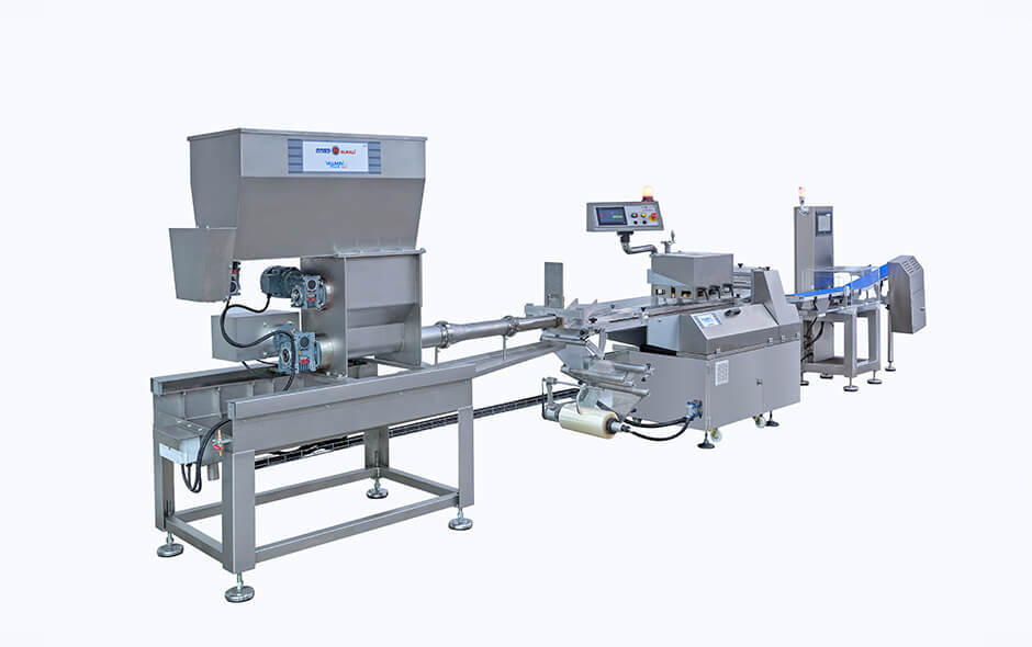 ALM-2010-TO FULLY AUTOMATIC MOLASSES POUCH DOSİNG & PACKING LINE